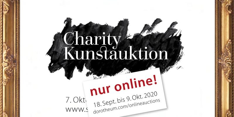 Charity Kunstauktion Salvatorianer